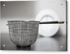 Bowl - Fortune Acrylic Print