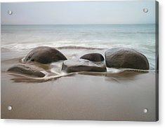 Bowling Ball Beach Acrylic Print