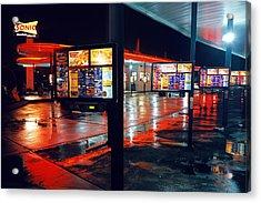 Bowling Green Sonic Drive-in Acrylic Print