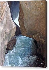 Box Canyon Falls Acrylic Print