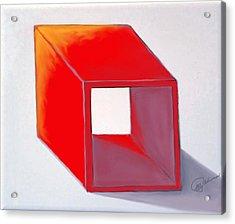 BOX Acrylic Print
