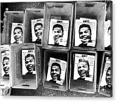 Boxers Boxes Acrylic Print