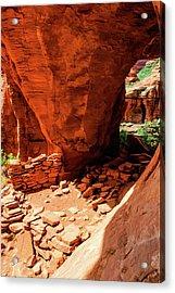 Boynton Canyon 04-647 Acrylic Print by Scott McAllister