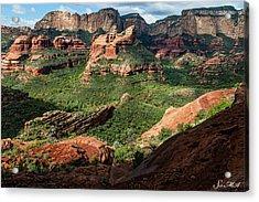 Boynton Canyon 05-942 Acrylic Print