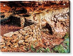 Boynton Canyon 08-012 Acrylic Print by Scott McAllister