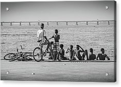 Boys From Brazil Acrylic Print