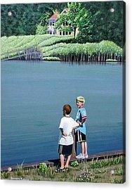 Boys Of Summer Acrylic Print