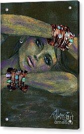 Bracelets  Acrylic Print
