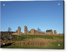 Bradgate House Acrylic Print by Mark Severn
