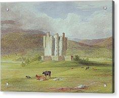 Braemar Castle Acrylic Print by James Giles