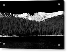 Brainard Lake - Indian Peaks Acrylic Print by James BO  Insogna