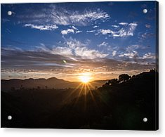 Acrylic Print featuring the photograph Brand New Day  by Jeremy McKay