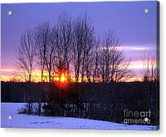 Brand New Day Acrylic Print