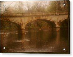 Brandywine Bridge Acrylic Print