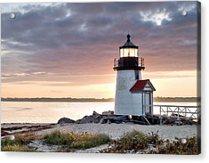 Brant Point Light Nantucket Massachusetts Acrylic Print