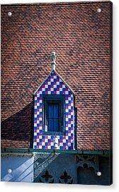 Bratislava Acrylic Print