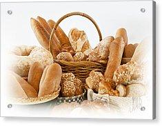 Bread Arrangement #1 Acrylic Print