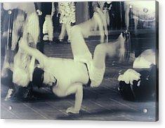 Acrylic Print featuring the photograph Break Dance by Rasma Bertz