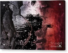 Break Through Acrylic Print
