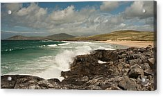 Breakers Acrylic Print