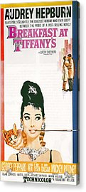 Breakfast At Tiffany's Acrylic Print