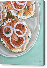 Breakfast Delight Acrylic Print