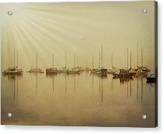 Breaking Dawn Acrylic Print by Marilyn Wilson