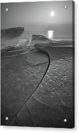 Acrylic Print featuring the photograph Breaking Point by Davorin Mance