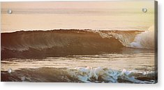 Breaking Wave Acrylic Print by JAMART Photography