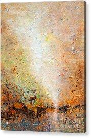 Breath Of Life Acrylic Print by Korrine Holt