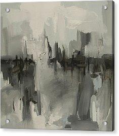 Breath Of Space Acrylic Print by Liz Maxfield