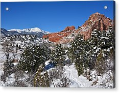 Breathtaking View Acrylic Print