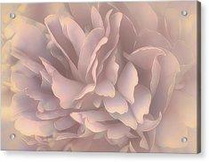 Breeze In Pastel Pearl Acrylic Print