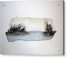 Breeze Acrylic Print by Vesna Antic