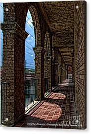 Breezway On The Baker Acrylic Print