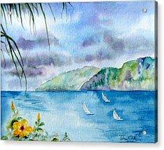 Breezy Afternoon Acrylic Print