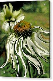 Breezy Feeling Acrylic Print