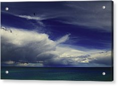 Brewing Up A Storm Acrylic Print