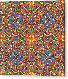 Brexit Soup -multi-pattern- Acrylic Print