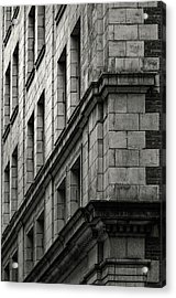 Bricks And Beauty Acrylic Print