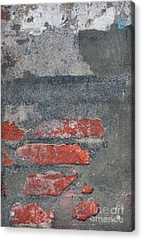 Acrylic Print featuring the photograph Bricks And Mortar by Elena Elisseeva