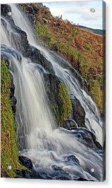Bridal Veil Falls Acrylic Print