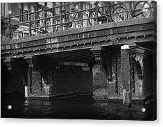 Acrylic Print featuring the photograph Bridge 6 by Scott Hovind