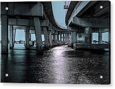 Bridge Curve Acrylic Print