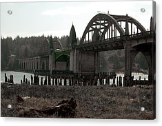 Bridge Deco Acrylic Print