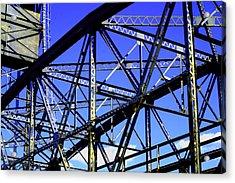 Bridge  Frame -  Ver. 1 Acrylic Print
