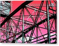 Bridge  Frame -  Ver. 10 Acrylic Print