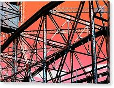 Bridge  Frame -  Ver. 11 Acrylic Print