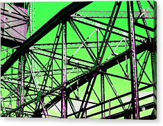 Bridge  Frame -  Ver. 3 Acrylic Print