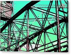Bridge  Frame -  Ver. 4 Acrylic Print